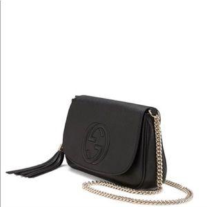 Gucci Bags - Gucci Soho Leather Bag